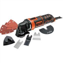 BLACK DECKER MT300KA-QS Bruska multifunkční 300W-Bruska multifunkční 300W