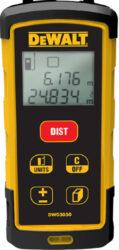 DEWALT DW03050 Laser dálkoměr 50m-Laser d�lkom�r 50m