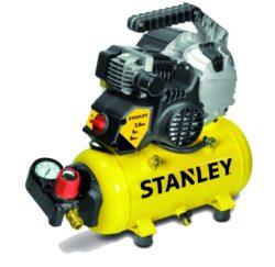 STANLEY HYBE404STN645 Kompresor olejový HY 227/8/6E-Samomazný přímo řízený kompresor 222l/min
