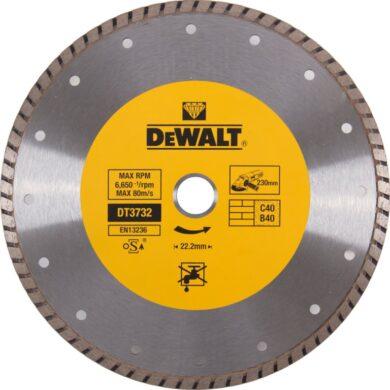 DEWALT DT3732 Kotouč diamantový 230mm Turbo(7879888)