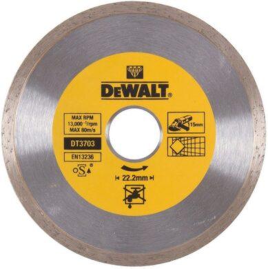 DEWALT DT3703 Kotouč diamantový 115mm(7879890)