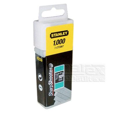 STANLEY 1-CT305T Spony balení 1000ks 8mm(7883456)