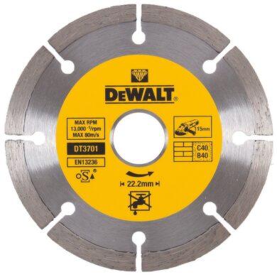 DEWALT DT3701 Kotouč diamantový 115mm(7887852)