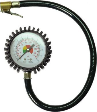STANLEY 150538XSTN Manometr na kontrolu tlaku v pneumatikách                    (7915142)