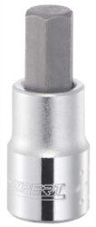 """EXPERT E031904 Hlavice 1/2"""" DRIVE 7mm inbus (imbus) L55mm-Hlavice zástrčná - hlavice 1/2, IMBUS 7x55mm, TONA"""