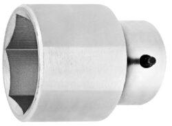 """EXPERT E034108 Hlavice 1"""" DRIVE 75mm-Hlavice nástrčná - hlavice 1, 75mm, DIN3124, TONA"""