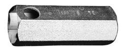 EXPERT E112828 Klíč trubkový 21 jednostranný-TONA 651 Klíč trubkový jednostranný 21mm