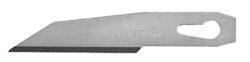 STANLEY 1-11-221 Čepel 5901 skalpelová (50ks)-Náhradní skalpelové plátky pro všeobecné použití Stanley