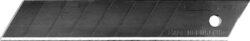 STANLEY 0-11-301 Čepel ulamovací 18mm (10 ks)-Nůž náhradní ulamovací 18mm, balení 10ks
