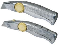 STANLEY 0-10-819 Nůž zásuvný kovový FatMax Xtreme-FatMax® XL™ nůž se zasouvací čepelí, Stanley