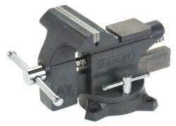 STANLEY 1-83-065 Svěrák MaxSteel 100mm LD-Svěrák dílenský stolní 115mm LD MaxSteel