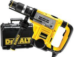 DEWALT D25601K  Kladivo kombi 1250W SDS-max 6,8kg 12J-6 kg kombinované kladivo SDS-Max 45 mm