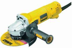 DEWALT D28141-QS  Bruska úhlová 150mm 1400W-Úhlová bruska 150mm 1400W