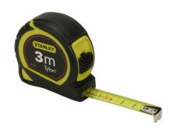 STANLEY 0-30-687 Metr svinovací 3m Bimateriální Tylon blister-Svinovací metry Tylon™