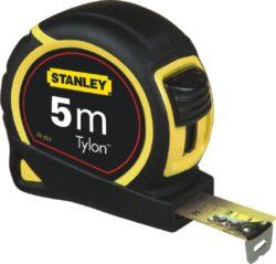 STANLEY 0-30-697 Metr svinovací 5m Bimateriální Tylon blister-Svinovací metry Tylon™