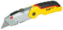 STANLEY 0-10-825 Nůž zasouvací skládací FatMax-FatMax® Zasouvací skládací nůž - 10-825