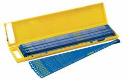 STANLEY 1-15-557 Plátky na kov 100ks 300mm 18TPI HSS LASER-Náhradní pilové listy