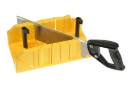 STANLEY 1-20-600 Kosořez s upínáním 310x170x110mm + čepovka-Upínací kosořez s čepovkou