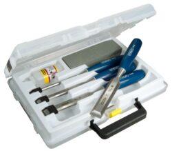 STANLEY 0-16-130 Sada dlát 4+2dílná 6,12,18,25mm rukojeť polypropylen DIN5002-Sada dlát