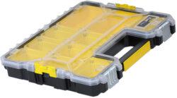 STANLEY 1-97-517 Organizer kovové přezky 44,6x7,4x35,7 FatMax-Organizér na nářadí voděodolný FatMax