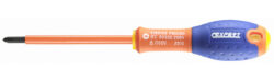 EXPERT E165421 Šroubovák PH3 křížový VDE 1000V-Šroubovák izolovaný 1000V křížový Phillips® Ph3x150mm