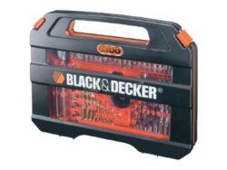 BLACK DECKER A7154 Sada vrtáků a nástavců 100dílná-Sada nářadí Black&Decker A7154 100dílná sada vrtáků a šroubovacích nástavců
