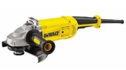 DEWALT D28498  Bruska úhlová 230mm 2400W-Velká úhlová bruska 230 mm