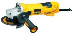 DEWALT D28136 Bruska úhlová 125mm 1500W-Malá úhlová bruska 125 mm