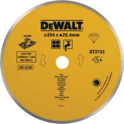 DEWALT DT3733 Kotouč diamantový 250mm pro D24000-DIA kotouč na keramické obklady 254 mm