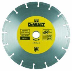 DEWALT DT3731 Kotouč diamantový 230mm-DIA kotouč na řezání betonu a cihel 230 mm