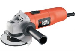 BLACK DECKER KG701 Bruska úhlová 115mm 710W - Black and Decker KG701 úhlová bruska