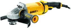 DEWALT DWE4559-QS Bruska úhlová 230mm 2400W-Velká úhlová bruska 230 mm