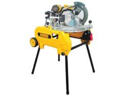 DEWALT D27107XPS-QS Pila pokosová kombinovaná TGS 2000W-Kombinovaná pila laser