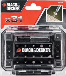 BLACK DECKER A7201-XJ Sada bitů 31dílů(7887020)