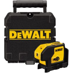 DEWALT DW085K-XJ Laser 5-bodový samonivelační-Laser s automatickým srovnáním s 5 paprsky