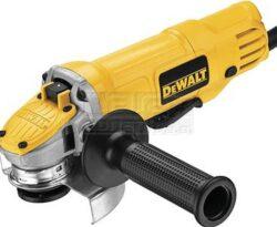 DEWALT DWE4120-QS Bruska úhlová 115mm 900W-Malá úhlová bruska 115 mm s páčkovým spínačem - 900 W