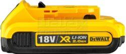 DEWALT DCB183 Akumulátor 18V 2,0Ah Li-ion-Akumulátor 18V 2,0Ah Li-ion
