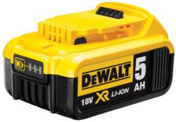 DEWALT DCB184-XJ Akumulátor 18V 5,0Ah Li-ion-Akumulátor 18V 5,0Ah Li-ion