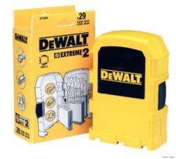 DEWALT DT7926-XJ Sada vrtáků do kovu EXTREME-2 Cobalt 29dílná (1-13mm)(7889736)
