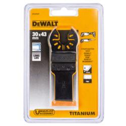DEWALT DT20707 Pilový list Titanový pro řezání kovu 30x43mm(7891663)