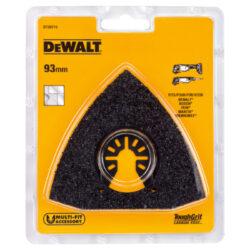 DEWALT DT20719 Pilník karbidový 93x93mm(7891671)