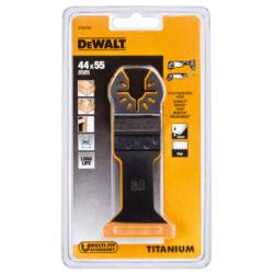 DEWALT DT20702 Pilový list Titanový pro řezání dřeva a kovu 44x55mm(7891682)