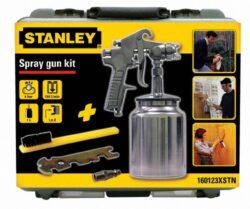 STANLEY 160123XSTN Pistole stříkací pneu s příslušenstvím-Pistole stříkací pneu s příslušenstvím