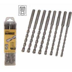DEWALT DT60300 Sada vrtáků SDS+ 8dílná-Sada SDS vrtáků 8ks