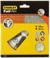 STANLEY STA38107-XJ Kotouč diamantový 125mm na beton
