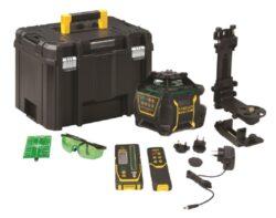 STANLEY FMHT77448-1 Laser rotační FatMax X700LG zelený Li-Ion baterie-Laser rotační FatMax X700LG zelený Li-Ion baterie