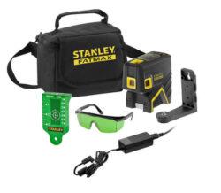 STANLEY FMHT77596-1 Laser 5bodový zelený Li-Ion baterie FatMax-Laser 5bodový zelený Li-Ion baterie FatMax