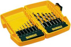 DEWALT DT7920B-QZ Sada vrtáků do kovu EXTREME Cobalt 13dílná (1,5-7mm)-Sada vrtáků do kovu EXTREME Cobalt 13dílná (1,5-7mm)