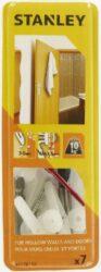 Hmoždinka do dutých dveří 8x25mm s vrtákem STANLEY STF78110-XJ