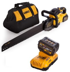DEWALT DCS397T2 FLEXVOLT Aku pila mečová ALLIGATOR 54V 2x aku 430mm -  Aku pila mečová ALLIGATOR 54V 2x aku 430mm